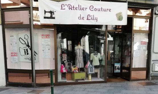 L'Atelier Couture de Lily à Lourdes