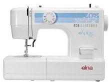elna, machine à coudre eXplore 150
