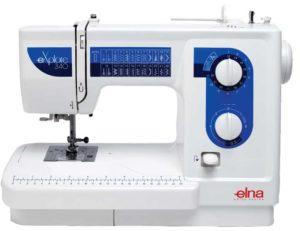 elna, machine à coudre eXplore 340